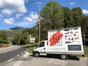 Camion vela cliente Cogal Home